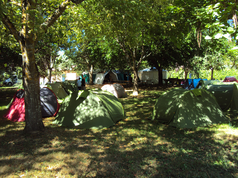 Camping groupes du CG82